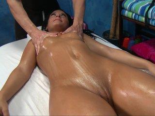 Spread legs, wet pussy