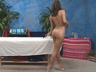Sheena needs some massage